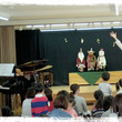 魔法かける音楽教室に…