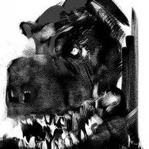 T-Rex頭