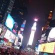 今日はニューヨークの…