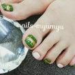 秋ネイル♥フットジェ…