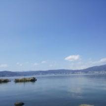 諏訪湖・松本城