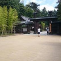 ★...江戸村。