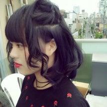 最近作った髪型622…