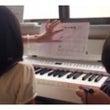 【レポ】姉妹で演奏♪