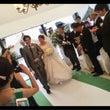 純ちゃんの結婚式へ♪…