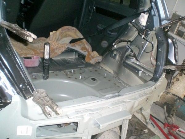 車 事故 修理