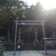 走水神社へ