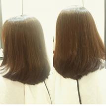 日本人の美容師さん!