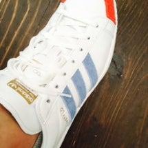 おNEWな靴