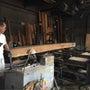 京田辺の家  材木屋…