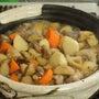 温たなべで作る秋野菜…