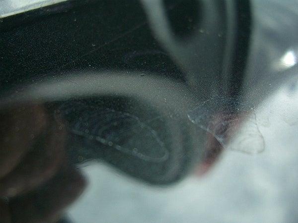 塗装・ボディに発生した雨ジミ・イオンデポジット