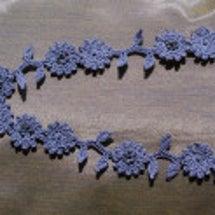 かぎ針編みのアクセサ…