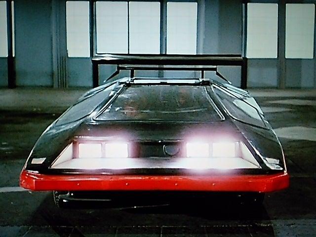 映画「ブラックライダー」に登場した車