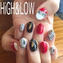 HiGH&LOWネイ…