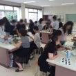 上郷小学校にてコーヒ…