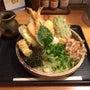 天ぷら+うどん