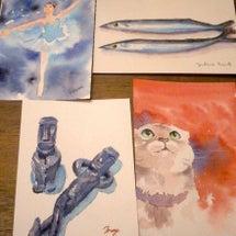 第4回楽しく描く水彩…
