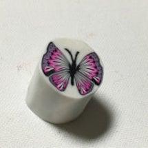蝶のミルフィオリ