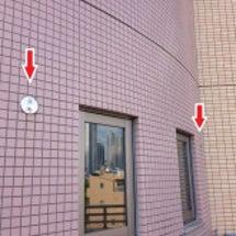 マンションの外壁をラ…
