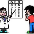 ある日、視力検査にて…