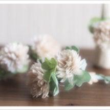 布花*シロツメクサシ…