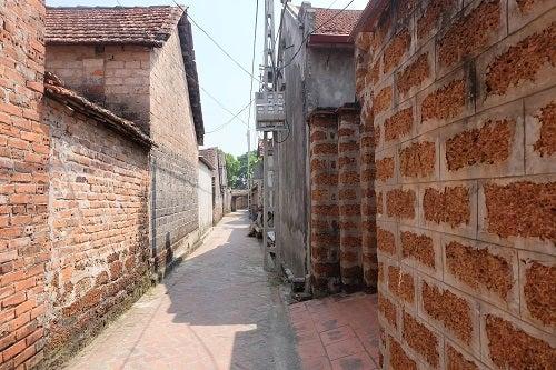 ベトナム ドゥンラム村