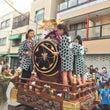 牛嶋神社例祭 御神輿