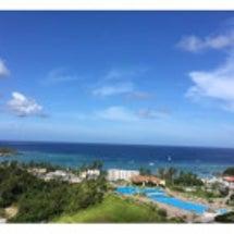 青い空、碧い海