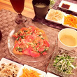 ある日の夕飯(*^^…