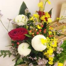 サプライスな花束と。