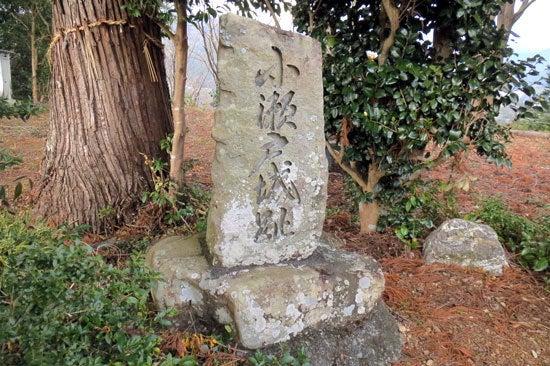 【写14】小瀬戸城