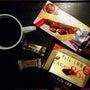 チョコレートとコーヒ…