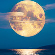 中秋の名月&満月