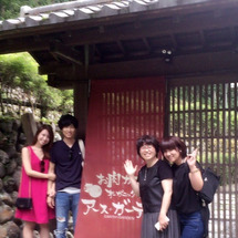熊本の同級生♪