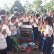 カンボジア井戸建設支…