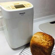 パン、焼けました