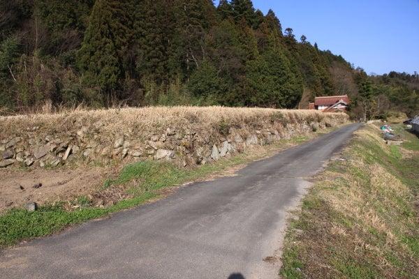 松本屋敷 石垣