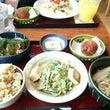 沖縄料理も大好物♪