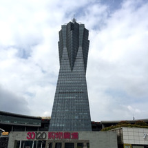 杭州の街の景色 2…