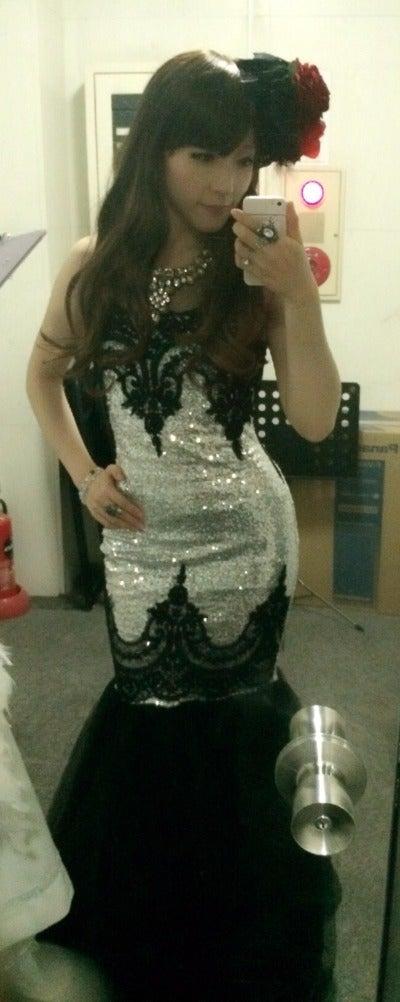 おしりドレス
