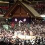 大相撲観戦にやってき…