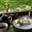 山カフェでアラフィフ…