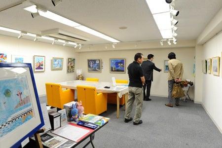 宮島永太良さんの個展「9月の作品研究」