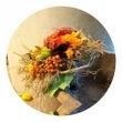 季節の花束講習会