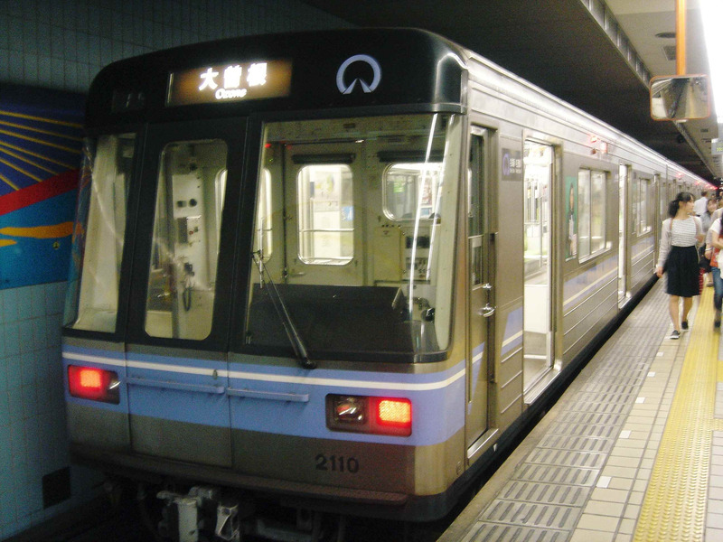 名港線電車