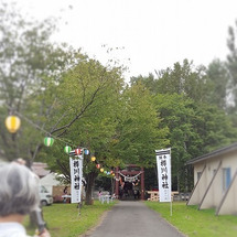 樽川神社 秋の例大祭…
