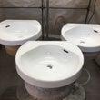 FRP洗面器割れ補修…