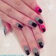 グレーピンク色