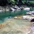 天川で川遊び☆続き